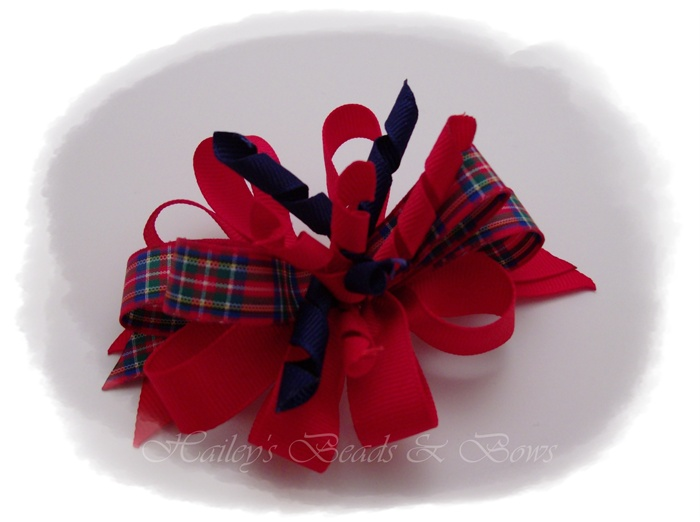 Loopy Hair Bows