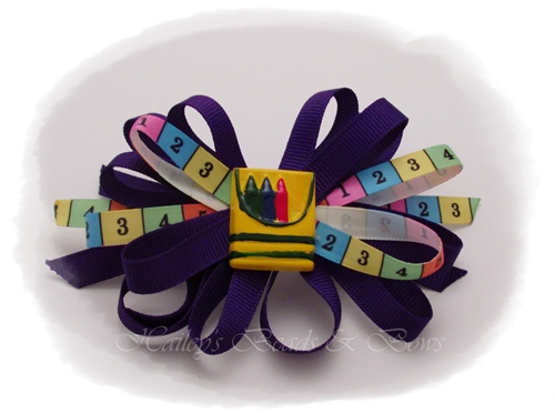 Specialty Hair Bows